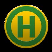 App Icon: Öffi - Fahrplanauskunft 8.46