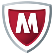 App Icon: McAfee Antivirus & Security 4.1.0.543