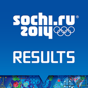 App Icon: Sochi 2014 Results 1.2.45