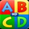 Lustiges ABC Buchstaben lernen