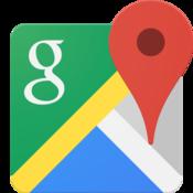 App Icon: Maps Variiert je nach Gerät