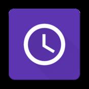 App Icon: Stock Clock Widget 3.3