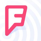 App Icon: Foursquare 2014.12.12