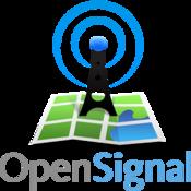 App Icon: OpenSignal - 3G 4G WiFi Karten Variiert je nach Gerät