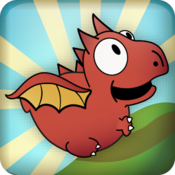 App Icon: Dragon, Fly! Free 5.9