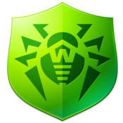 App Icon: Dr.Web v.7 Anti-virus Light Variiert je nach Gerät