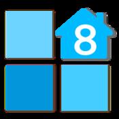 App Icon: Launcher 8 WP style 3.2.8