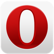 App Icon: Opera-Browser für Android Variiert je nach Gerät