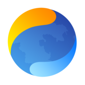 App Icon: Mercury Web Browser - with Powerful AdBlock Extension 8.8.3