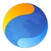 App Icon: Mercury Web Browser - with Powerful AdBlock Extension 8.9.1