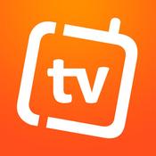 App Icon: dailyme TV, Serien, Filme und Fernsehen mit deinem Unterwegs - TV 3.17