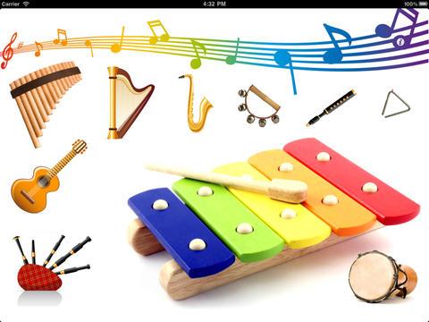 Instrumente kennenlernen kinder