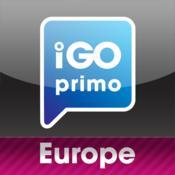 App Icon: Europa - iGO primo app 2.5.5