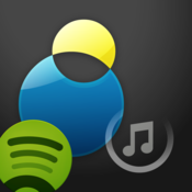 App Icon: Sonarflow Spot - Visual Music Discovery 2.1.5