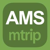 App Icon: Amsterdam Reiseführer (mit Offline Stadtplan) - mTrip Guide 2.6.1
