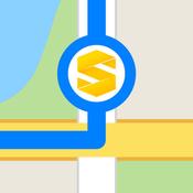 App Icon: GPS Navigation, Maps & Traffic - Scout 7.2