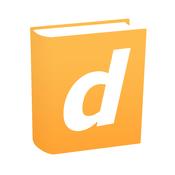 App Icon: dict.cc+ Wörterbuch 4.8