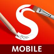 App Icon: SketchBook Mobile 2.9.1