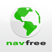 App Icon: Navfree GPS Deutschland + Street View 2.3.60