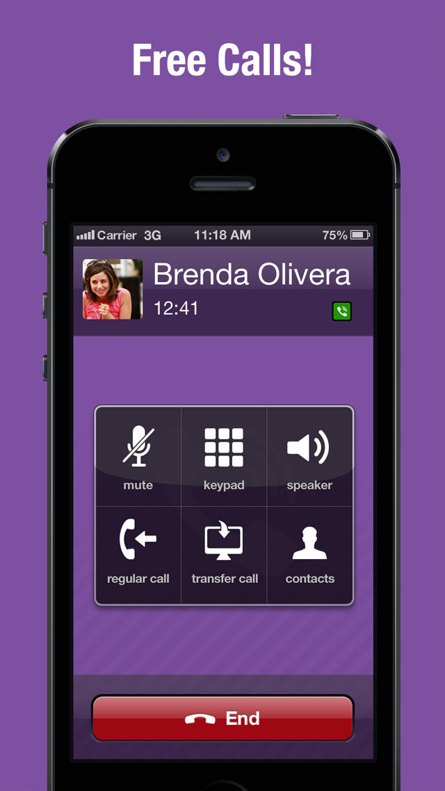 how to video call on viber iphone
