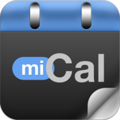 App Icon: miCal - der Kalender 4.9.5