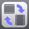 Video Rotate & Flip - Rotieren, drehen oder reparieren Sie Ihre Videos in Hoch- oder Querformat