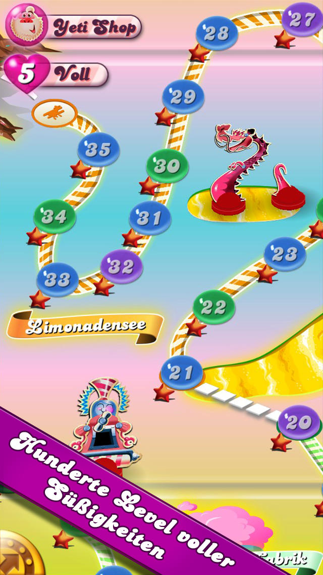 king spiele candy crush