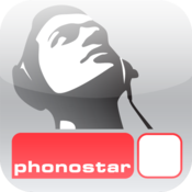 App Icon: phonostar Radio-App 2.2.1