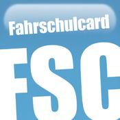 App Icon: Fahrschulcard - Das Lernsystem für die theoretische Führerschein prüfung. Erfolgreich in der Fahrschule! 2.5.3