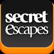 App Icon: Secret Escapes -  Exklusive Preise auf ausgewählte Hotels und Traumreisen 3.0.3