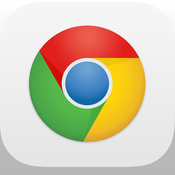 App Icon: Chrome – der Browser von Google 36.0.1985.49