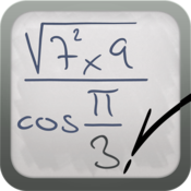 App Icon: MyScript Calculator 1.1.2
